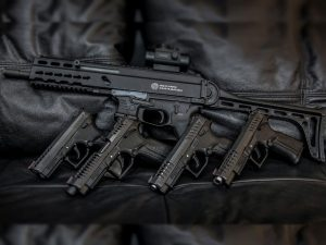 Targets for pistols and PPC